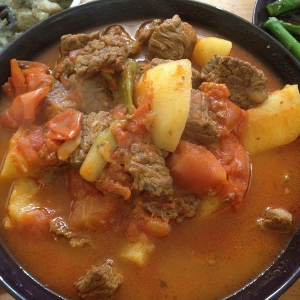 下饭番茄牛肉的做法