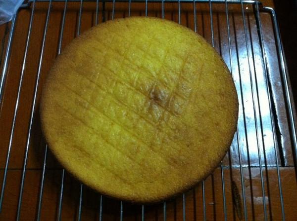 最爱的那份柔软——烫面戚风蛋糕的做法