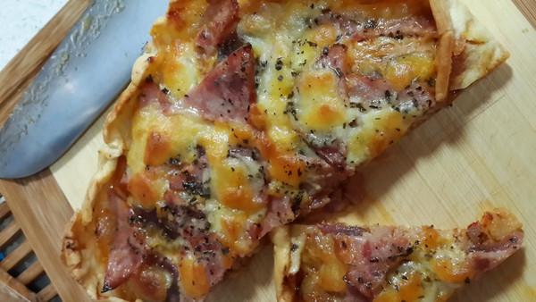 传统意式披萨的做法