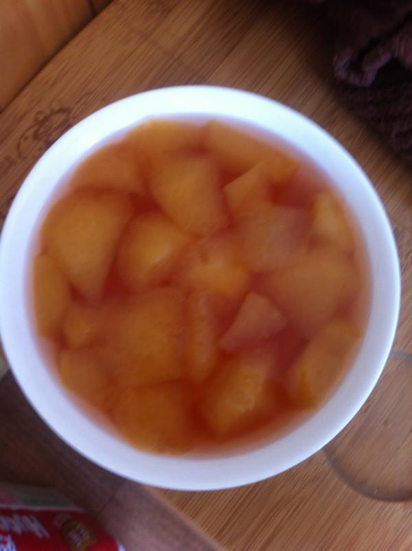 简单美味的苹果糖水的做法