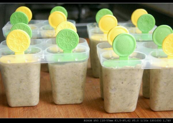 巧手煮绿豆,最简单的绿豆两吃:薄荷绿豆汤+绿豆冰棍的做法