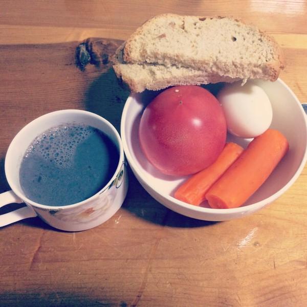 女王早餐的做法