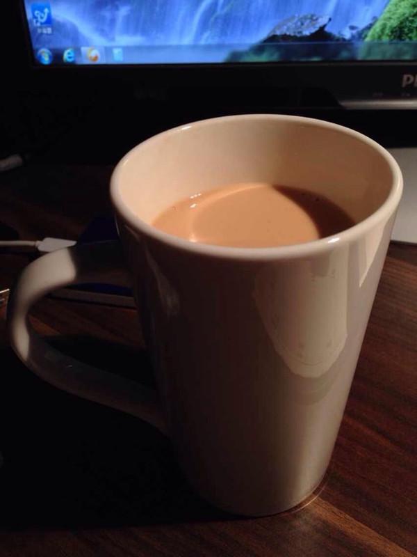 港式奶茶的做法