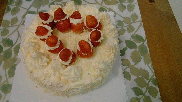 白森林酸奶蛋糕的做法
