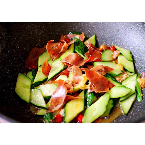 蚝油黄瓜培根#厨此之外,锦享美味#的做法