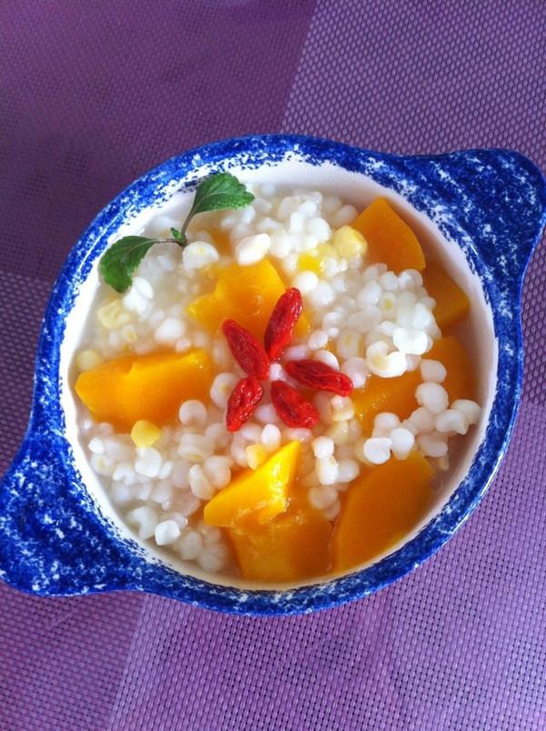 南瓜粥的做法
