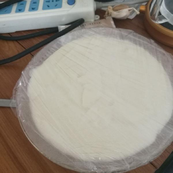 脆皮炸鲜奶的做法