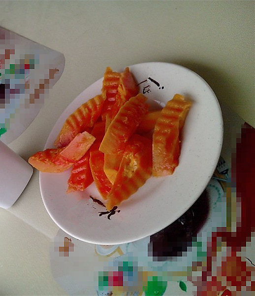 木瓜酸奶冰的做法
