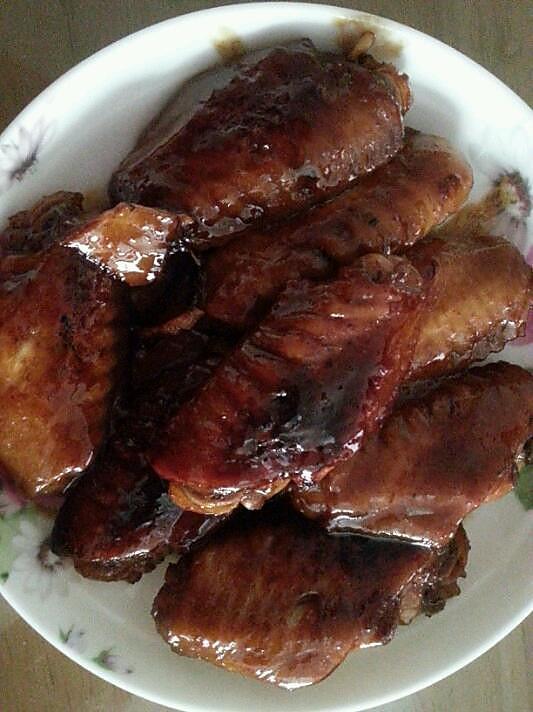 简单美味【蜜汁鸡翅】的做法