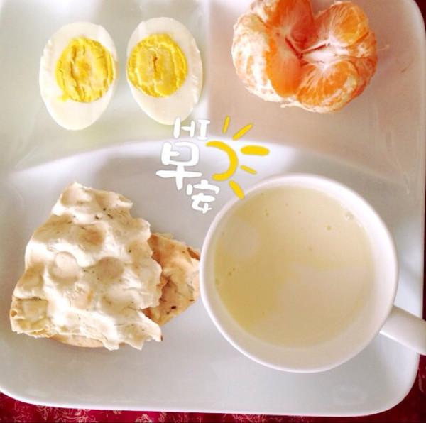 早餐的做法