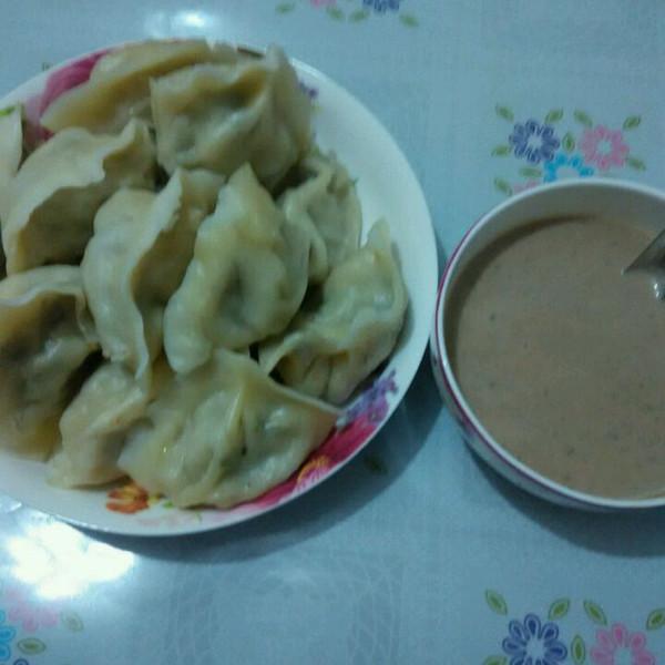 饺子,五谷粥的做法