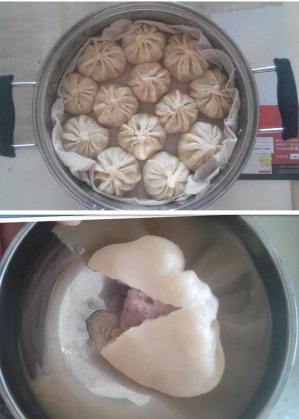 烫面版【鲜肉小笼包】的做法