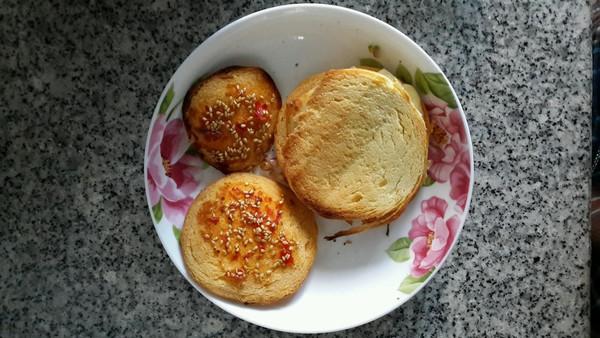 腐乳脆烤馒头片的做法