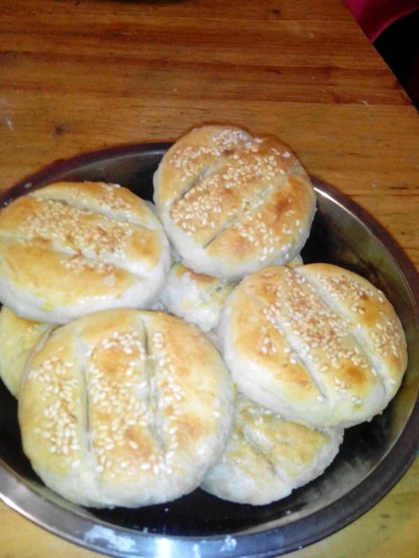 椰丝老婆饼的做法