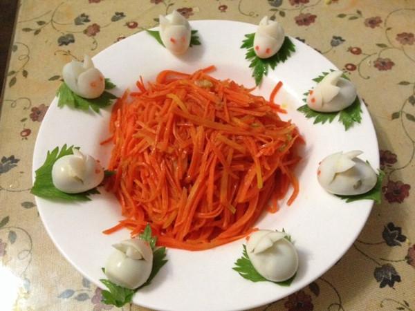 小白兔煮鸡蛋的做法