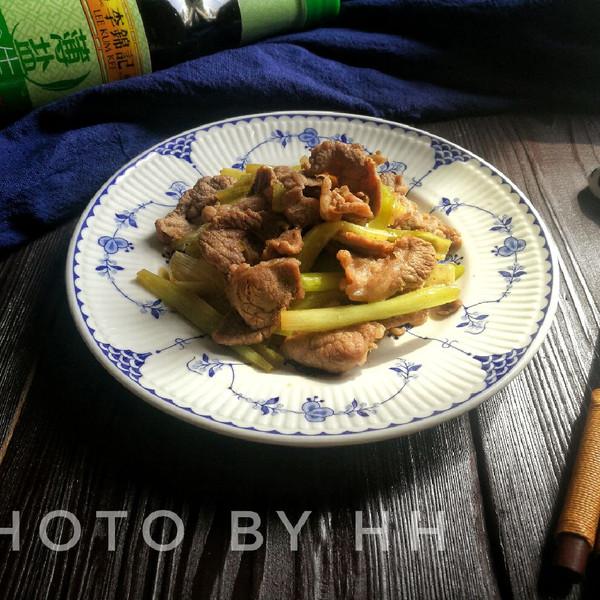 葱爆羊肉#厨此之外,锦享美味#的做法