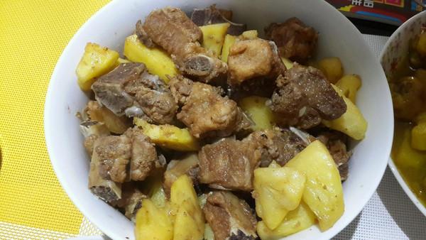 糖醋菠萝排骨的做法