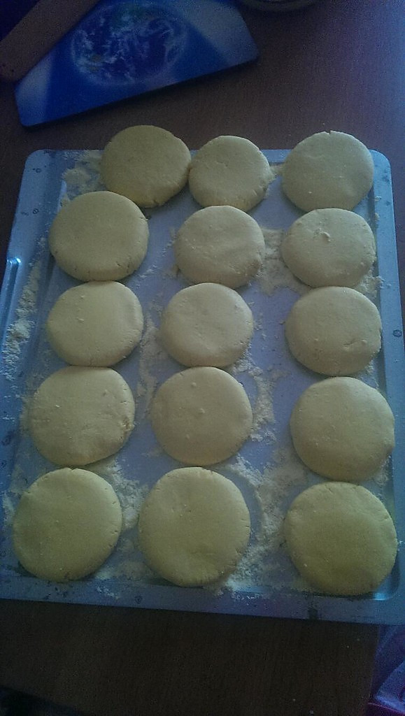 南瓜饼的做法