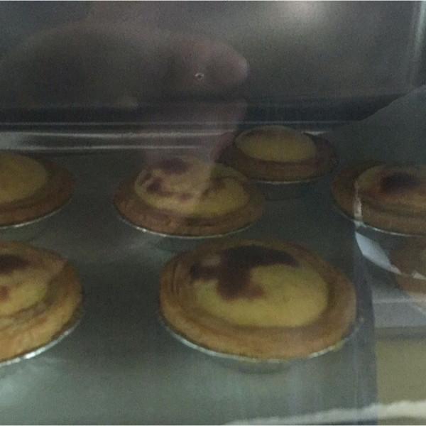 十分钟做蛋挞(后附蜜豆蛋挞和紫薯蛋挞做法)的做法