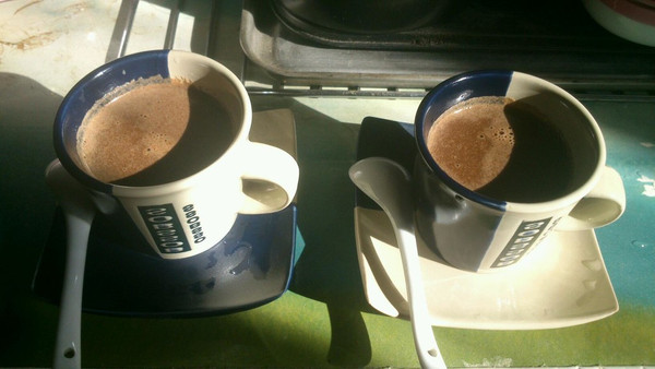 热巧克力的做法