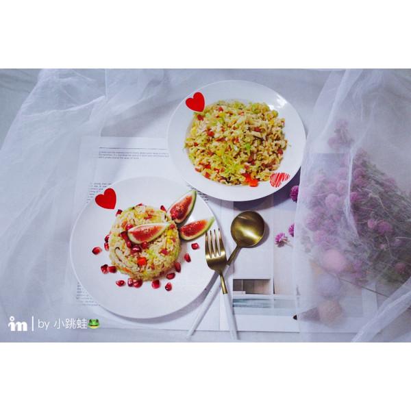 卷心菜香肠炒饭#每道菜都是一台时光机#的做法