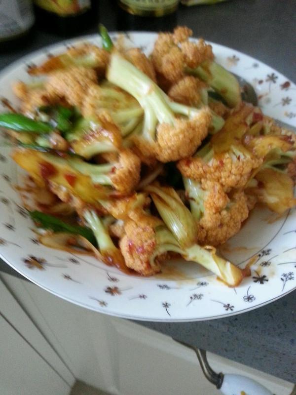 减肥美食---特色菜花的做法