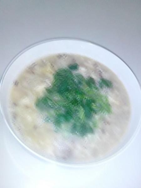 西湖牛肉羹(寒寒的冬日里来一碗暖暖的羹,好温暖哦~^O^~)的做法