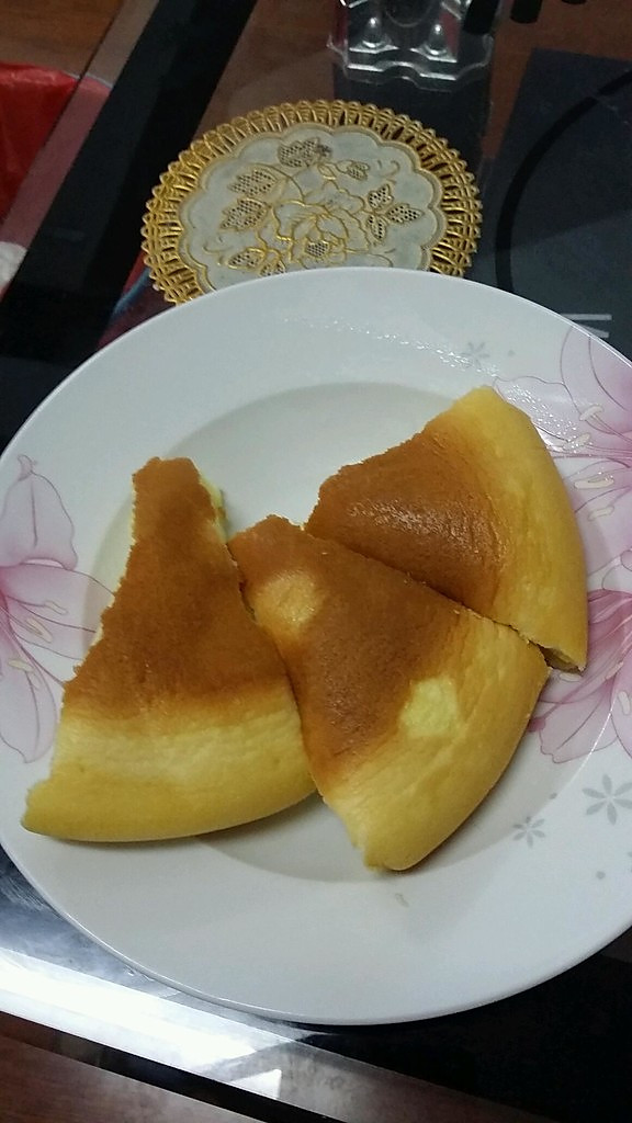电饭煲做芒果戚风蛋糕——给妈妈的爱的做法