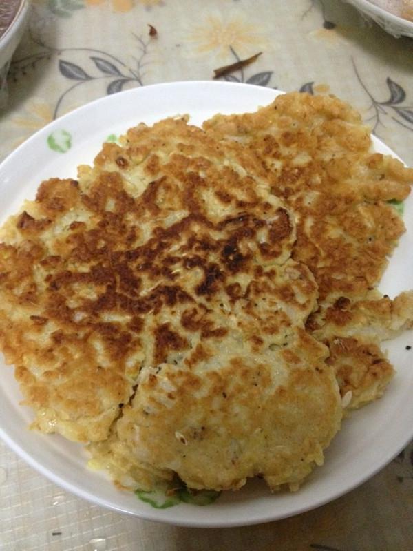 彩蔬燕麦饼的做法