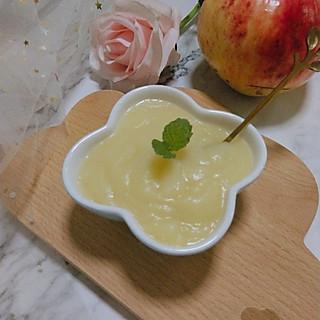 宝宝腹泻这么吃哟~7+苹果土豆泥