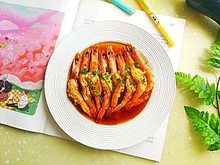 度姐厨房的吃虾新做法|虾肉这样做真馋人!上桌就光盘