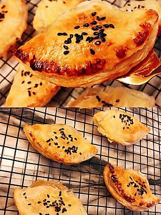 欢茄美食嘉的经典苹果派+自制苹果酱,味道超赞,新手零失败