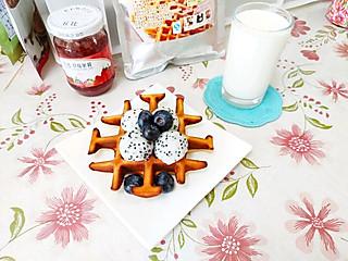 丫丫06181722的简单易做华夫饼