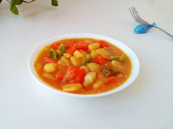 咖喱土豆一相逢,开胃下饭又驱寒,冬天多做给家人吃吧图1