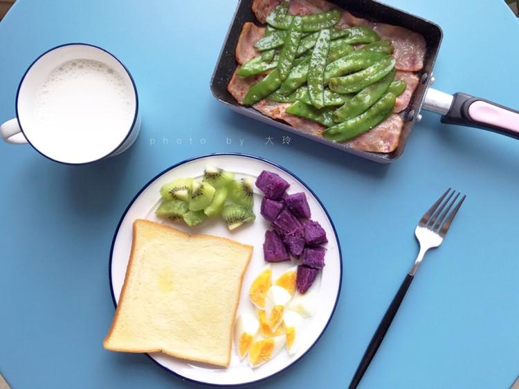 论吃早餐的重要性!9天不重复早餐分享!图7