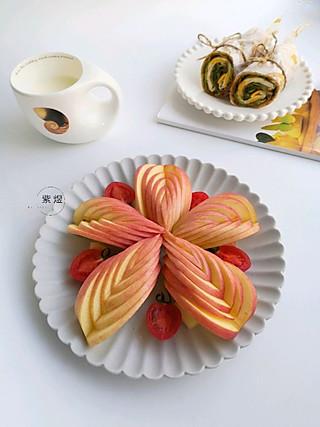 紫煜_zy的花样吃苹果