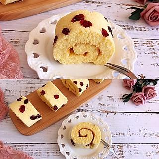 英里妃的网红蛋糕卷,奶香四溢,无添加宝宝零辅食