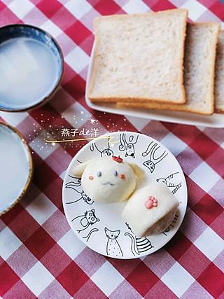 上学早餐🎀润肺养胃的一餐