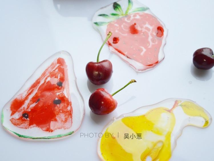 夏日清凉水果糖艾素糖图4