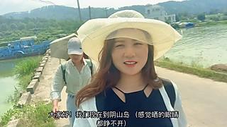 甜七577的到上海周边太湖阴山岛徒步,居然发现了传说中的彼岸花!