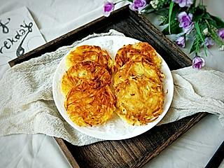 糖小田yuan的土豆的家常做法,儿子最爱的土豆丝饼