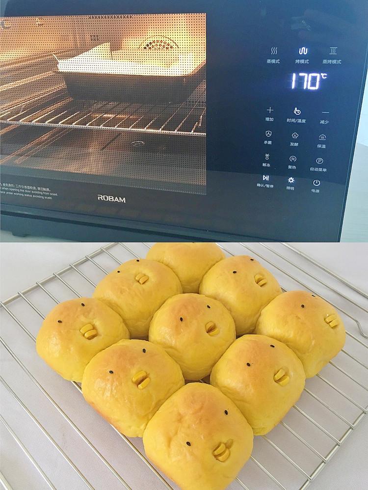 吃可爱多长大的萌鸡小队面包图5