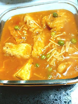 kklvlai的茄汁龙利鱼