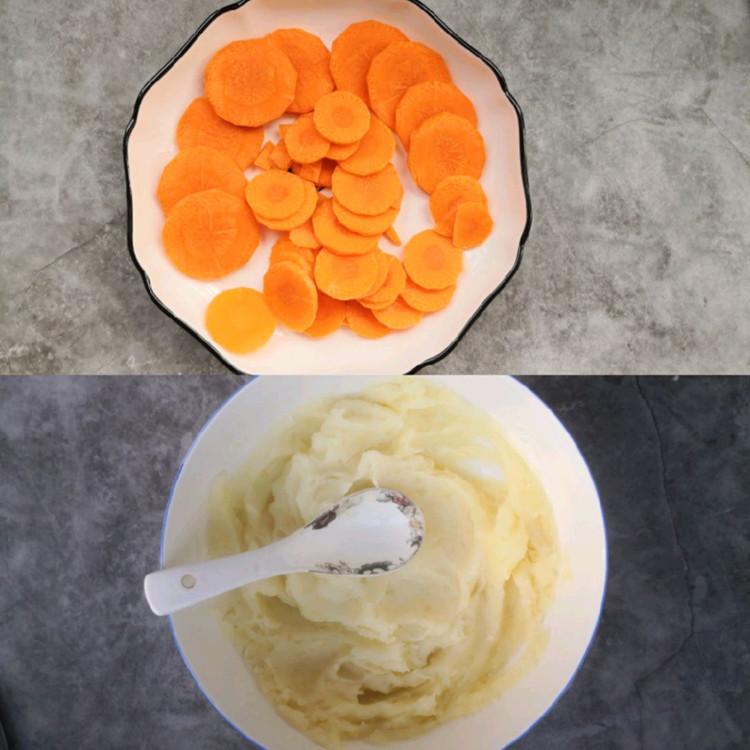 老少皆宜的藜麦养生土豆丸【附制作小贴士】图2