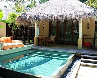 豆粉ythv的阿雅达岛Ayada马尔代夫性价比最高的酒店!