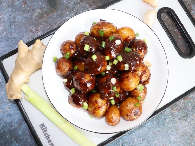 好吃的酱焖小土豆图4