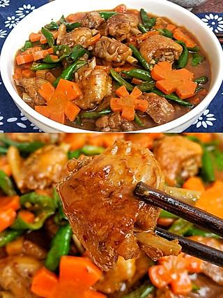 小圆的厨房的鸡翅最好吃的做法,不加一粒盐,不用炒糖色,简单易操作