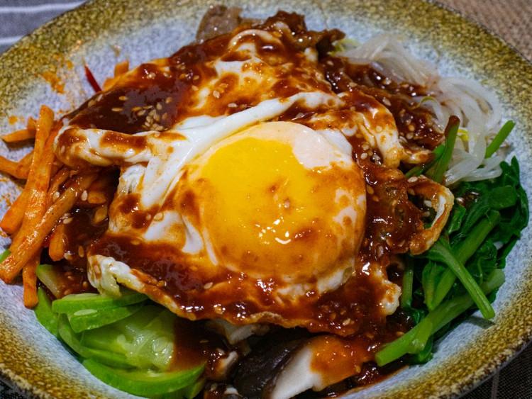这样做的韩式拌饭你吃过没,超好吃!图6