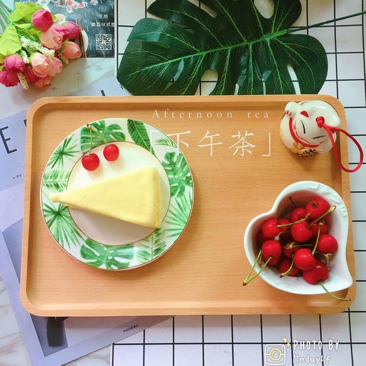 生活中の仪式感-下午茶🍵🍰🍒图2