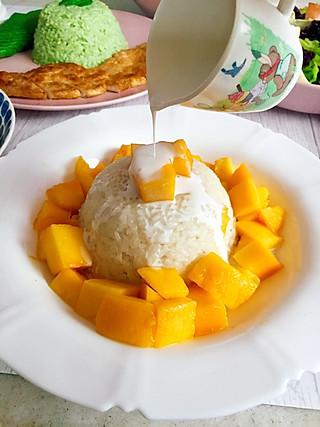 linglingxixi的忘不了那一口泰式芒果糯米饭
